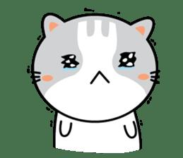 Natty Cat sticker #1231424