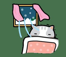 Natty Cat sticker #1231425
