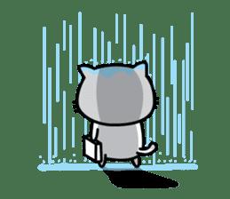 Natty Cat sticker #1231426