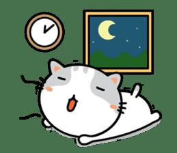 Natty Cat sticker #1231429