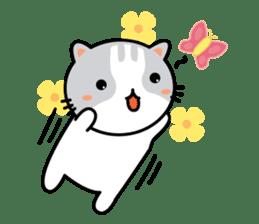 Natty Cat sticker #1231439