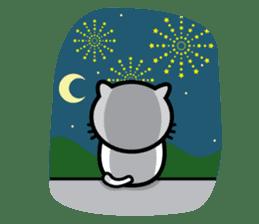 Natty Cat sticker #1231441