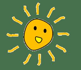 Weather Sticker sticker #1233522