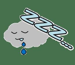 Weather Sticker sticker #1233536