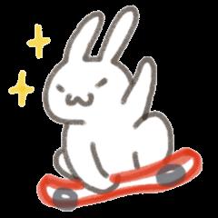 Sportsman rabbit NAOKICHI