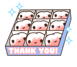 Peri, the sweet cute little peach fruit sticker #1234740
