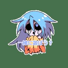 My zombie of a graveyard sticker #1234765