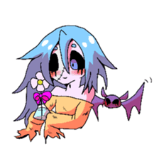 My zombie of a graveyard sticker #1234794