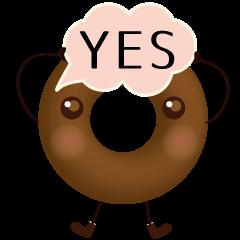 lovely donut