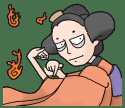 Nakai san sticker sticker #1240383