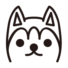 """Otsuka's dog """"Sera"""""""