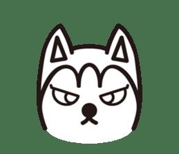 """Otsuka's dog """"Sera"""" sticker #1245963"""