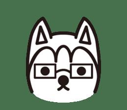 """Otsuka's dog """"Sera"""" sticker #1245967"""