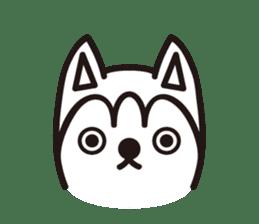 """Otsuka's dog """"Sera"""" sticker #1245971"""