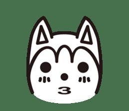 """Otsuka's dog """"Sera"""" sticker #1245972"""