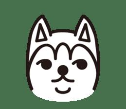 """Otsuka's dog """"Sera"""" sticker #1245975"""