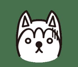"""Otsuka's dog """"Sera"""" sticker #1245976"""