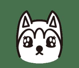 """Otsuka's dog """"Sera"""" sticker #1245977"""