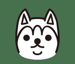 """Otsuka's dog """"Sera"""" sticker #1245978"""