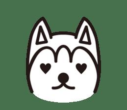 """Otsuka's dog """"Sera"""" sticker #1245979"""