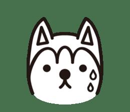 """Otsuka's dog """"Sera"""" sticker #1245982"""