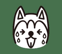 """Otsuka's dog """"Sera"""" sticker #1245984"""