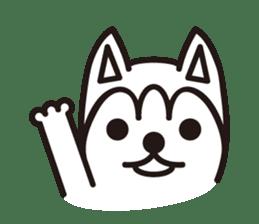 """Otsuka's dog """"Sera"""" sticker #1245988"""
