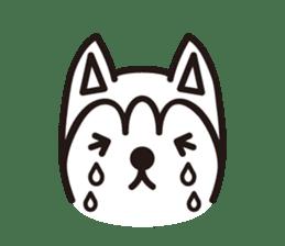 """Otsuka's dog """"Sera"""" sticker #1245992"""