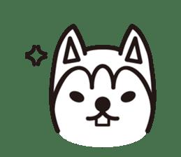 """Otsuka's dog """"Sera"""" sticker #1245993"""