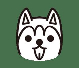"""Otsuka's dog """"Sera"""" sticker #1245994"""