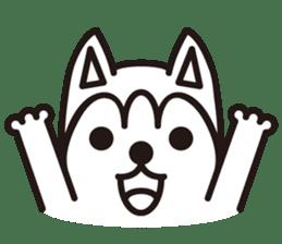 """Otsuka's dog """"Sera"""" sticker #1245996"""
