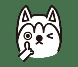 """Otsuka's dog """"Sera"""" sticker #1245997"""
