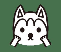 """Otsuka's dog """"Sera"""" sticker #1246000"""