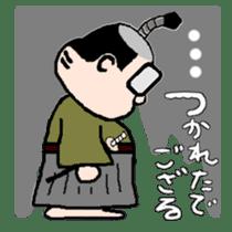 Samurai Muratan sticker #1248338