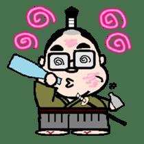 Samurai Muratan sticker #1248345