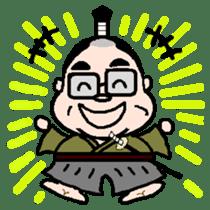 Samurai Muratan sticker #1248357