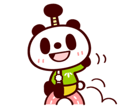 TONO Panda sticker #1248724