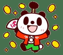 TONO Panda sticker #1248726