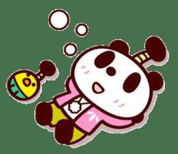 TONO Panda sticker #1248728