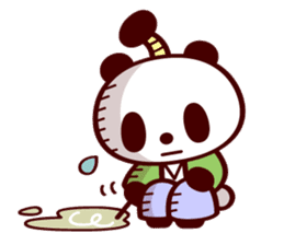 TONO Panda sticker #1248729