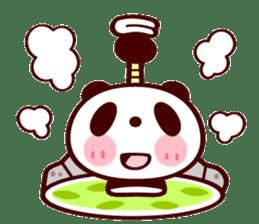 TONO Panda sticker #1248730