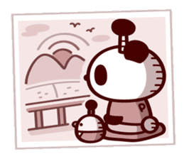 TONO Panda sticker #1248733