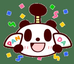 TONO Panda sticker #1248735