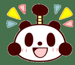 TONO Panda sticker #1248738