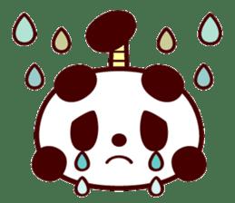 TONO Panda sticker #1248740