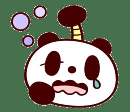 TONO Panda sticker #1248741