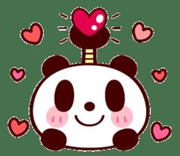 TONO Panda sticker #1248743