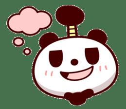 TONO Panda sticker #1248744