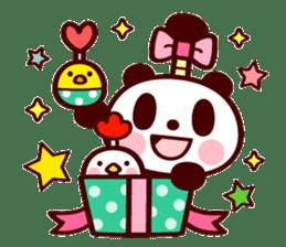 TONO Panda sticker #1248748