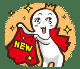 Always a Cheerful-King! sticker #1249207